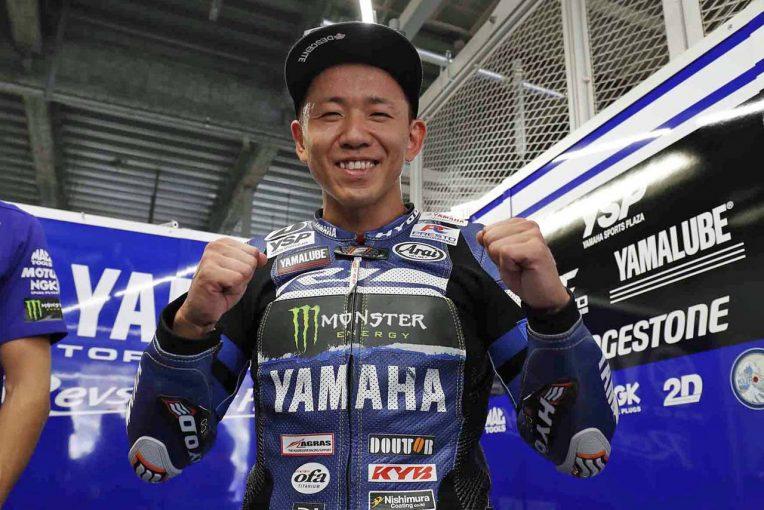 MotoGP | 中須賀、最速の記録よりも「明日が重要」/鈴鹿8耐トップ10トライアルトップ3コメント