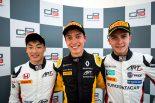 海外レース他 | 福住が2位表彰台【順位結果】GP3第4戦ハンガリー 決勝レース1