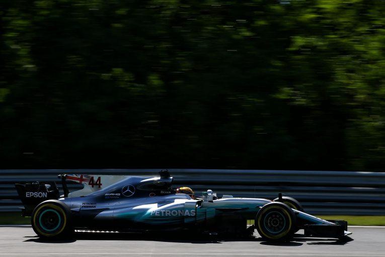 F1 | ハミルトンは予選4位で悲観的「フェラーリを抜くのは無理。楽に勝たれてしまうだろう」メルセデスF1