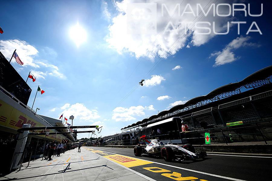 Shots! F1ハンガリーGP 金曜