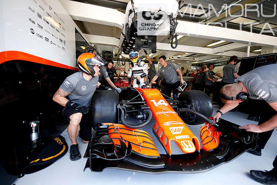 モタスポブログ | Shots!──好調マクラーレン、今回はポイント狙えます@熱田カメラマン F1ハンガリーGP 金曜