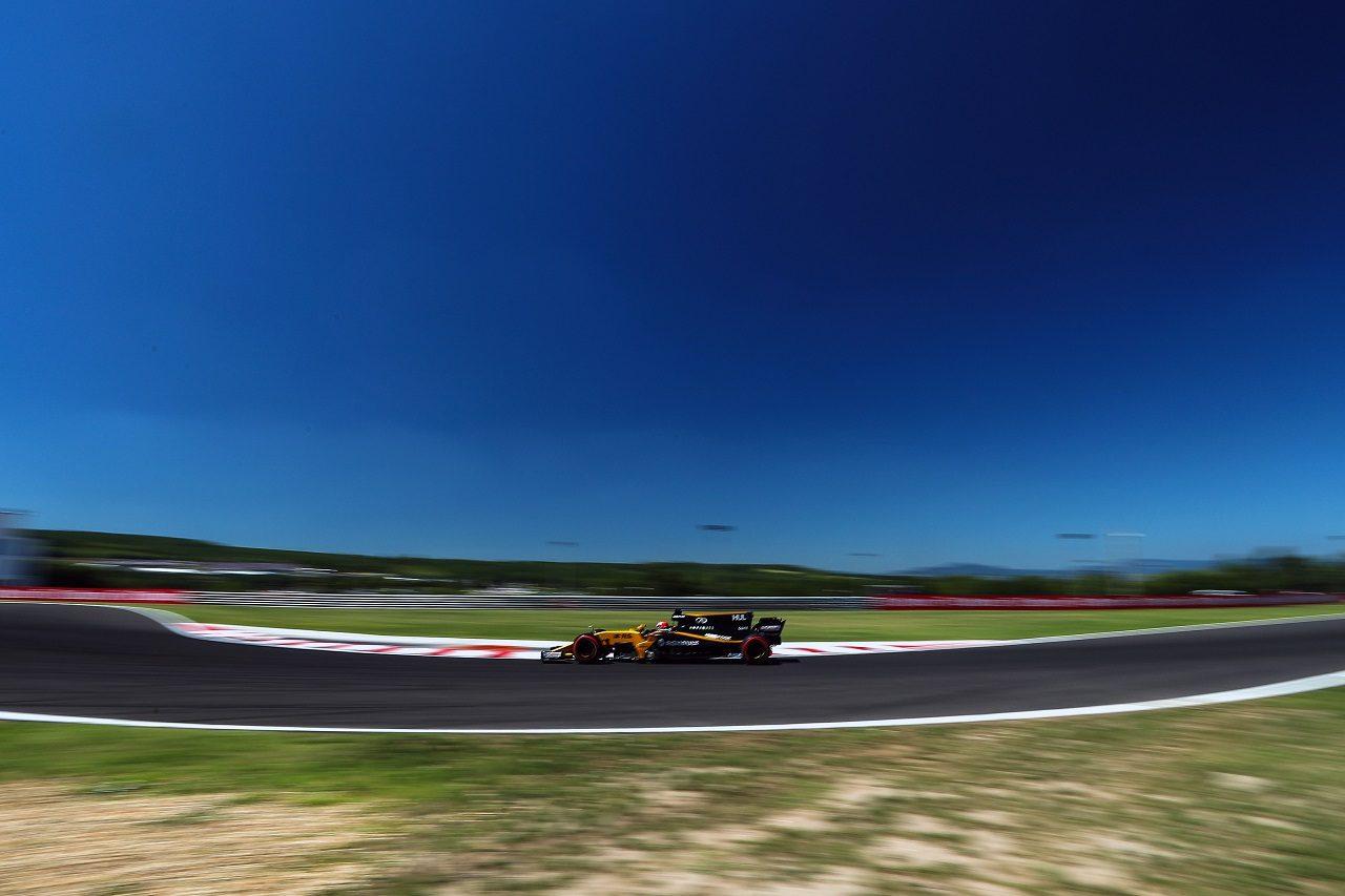 2017年F1第11戦ハンガリーGP ニコ・ヒュルケンベルグ(ルノー)