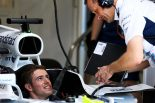 F1 | 突然F1出場要請を受けたディ・レスタ「崖から突き落とされるような恐怖だった」