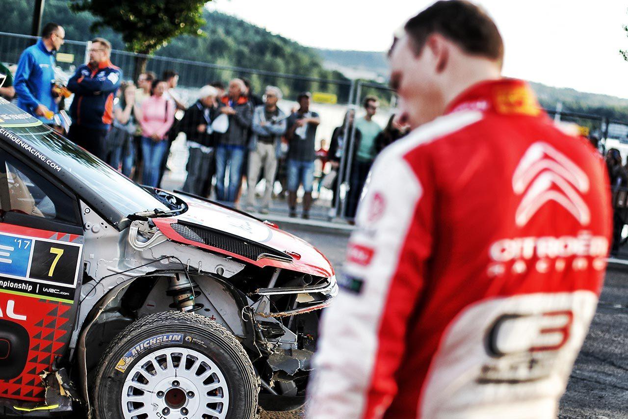 ラトバラ「突然クルマが止まり、何もすることができなかった」/WRC第9戦フィンランド デイ3コメント