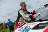 ラリー/WRC | ラトバラ「突然クルマが止まり、何もすることができなかった」/WRC第9戦フィンランド デイ3コメント