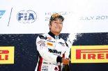 海外レース他 | 松下信治が優勝【順位結果】FIA F2第7戦ハンガリー決勝レース2