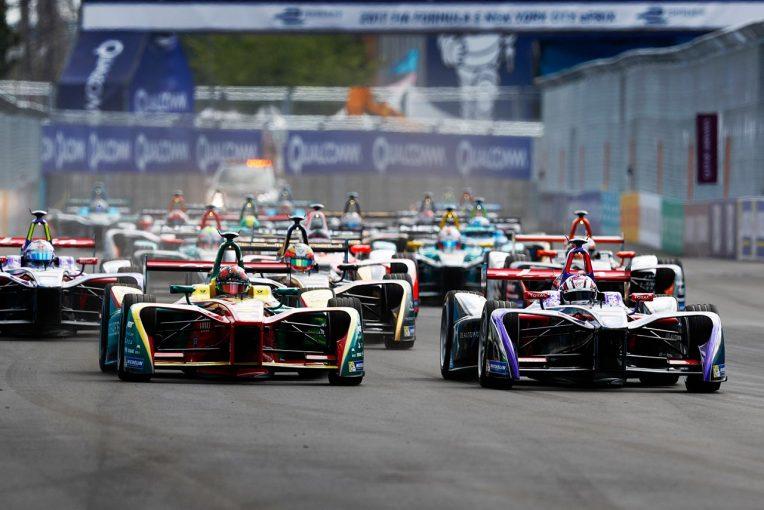 海外レース他 | フォーミュラE:12月に開幕する第4シーズンの規則概要発表。シリーズ史上最速のシーズンに