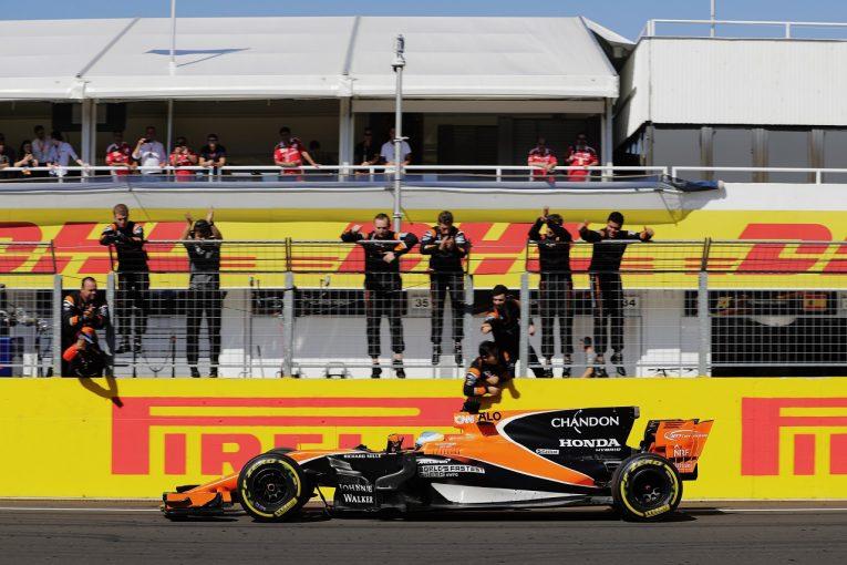 F1 | アロンソ今季最高の6位「めったにないチャンスを完璧に生かした。FLは思いがけない贈り物」F1ハンガリーGP