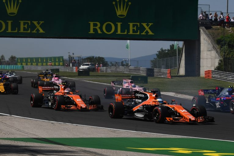 F1 | ホンダF1「ダブル入賞はチーム全員のハードワークの成果。さらなる改善目指し開発を続けていく」