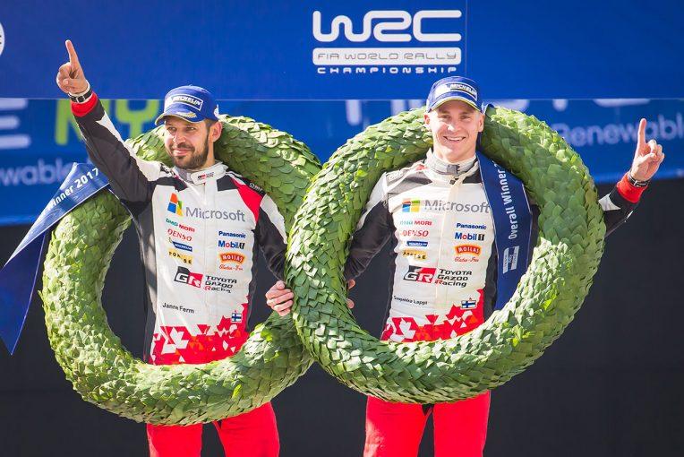 まとめ | 2017WRC世界ラリー選手権第9戦フィンランドまとめ