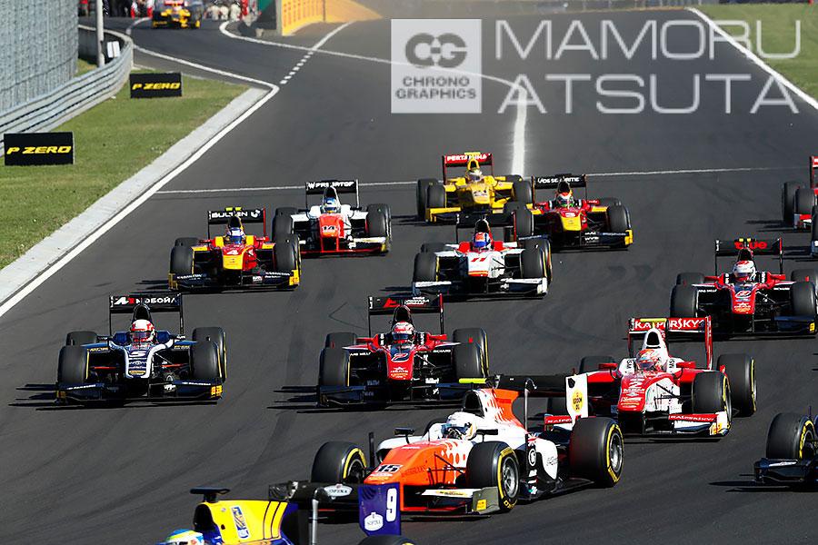 Shots! F1ハンガリーGP 土曜