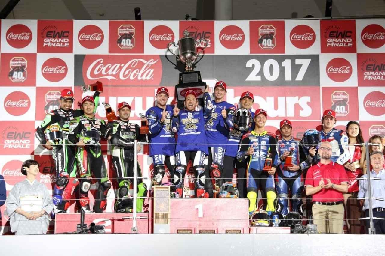 ブリヂストン EWC最終戦 鈴鹿8時間耐久ロードレース レースレポート