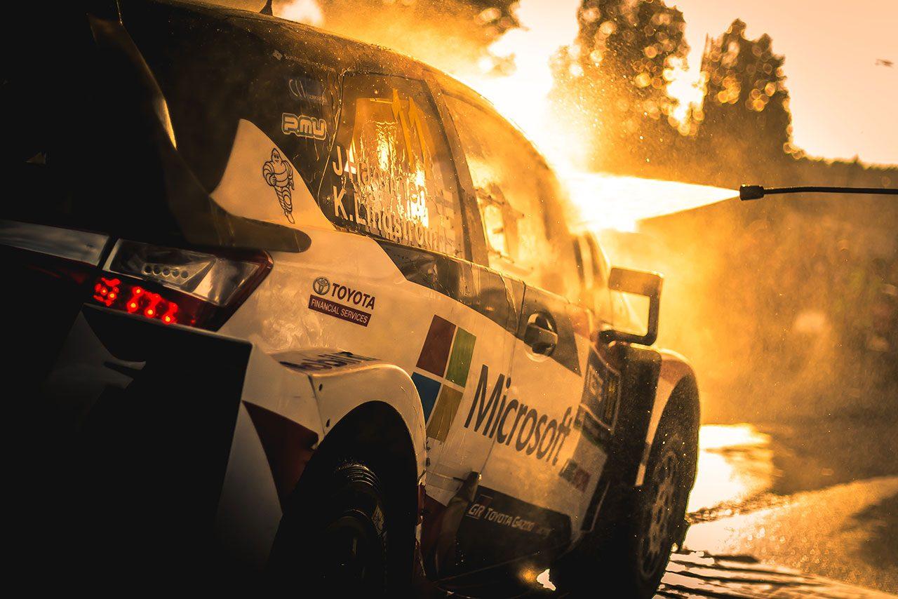 ラトバラ「チームにとって素晴らしい1戦。僕としてはもっと良い結果が得られたはず」/WRC第9戦フィンランド デイ4コメント