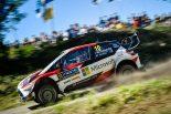 ラリー/WRC | ラトバラ「チームにとって素晴らしい1戦。僕としてはもっと良い結果が得られたはず」/WRC第9戦フィンランド デイ4コメント