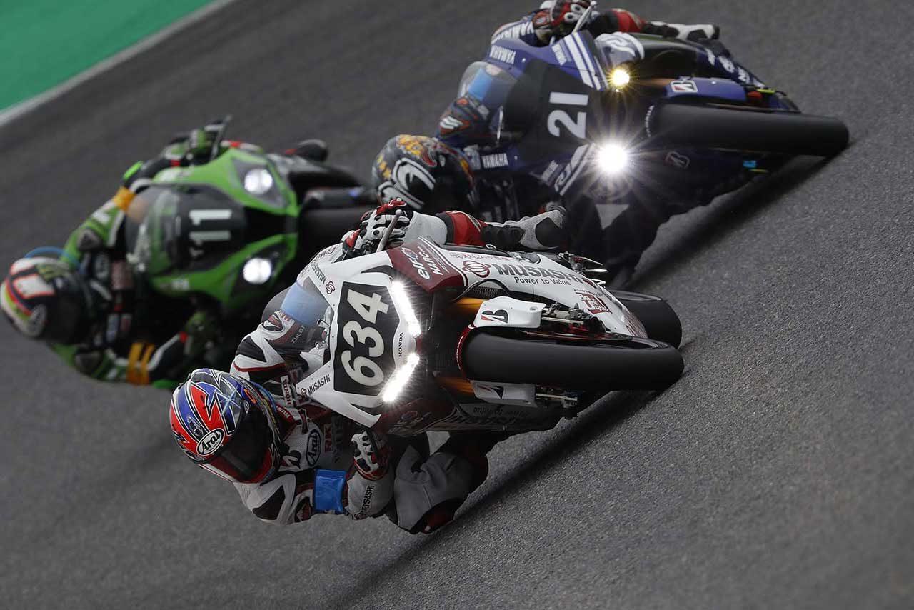 ホンダ EWC最終戦 鈴鹿8時間耐久ロードレース レースレポート