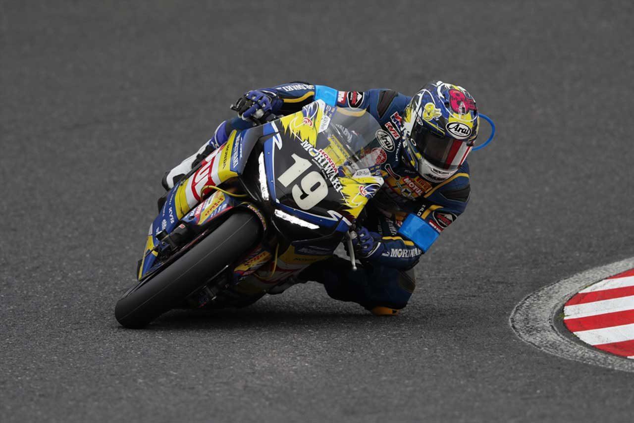 MORIWAKI MOTUL RACING 鈴鹿8時間耐久ロードレース レースレポート