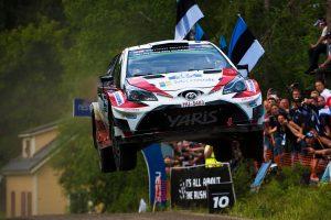 ラリー/WRC | 【動画】WRC世界ラリー選手権第9戦フィンランド ダイジェスト