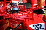 F1 | フェラーリ&ルクレールの速さ際立つ。マクラーレン・ホンダはトラブルも2位タイム/F1合同テスト1日目
