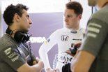 F1 | マクラーレン・ホンダのバンドーン「新パーツを試し、好感触。後半戦の進歩に期待」/F1テスト初日