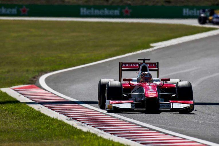 海外レース他 | プレマ・セオドールレーシグ 2017年FIA F2第7戦ハンガリー レースレポート