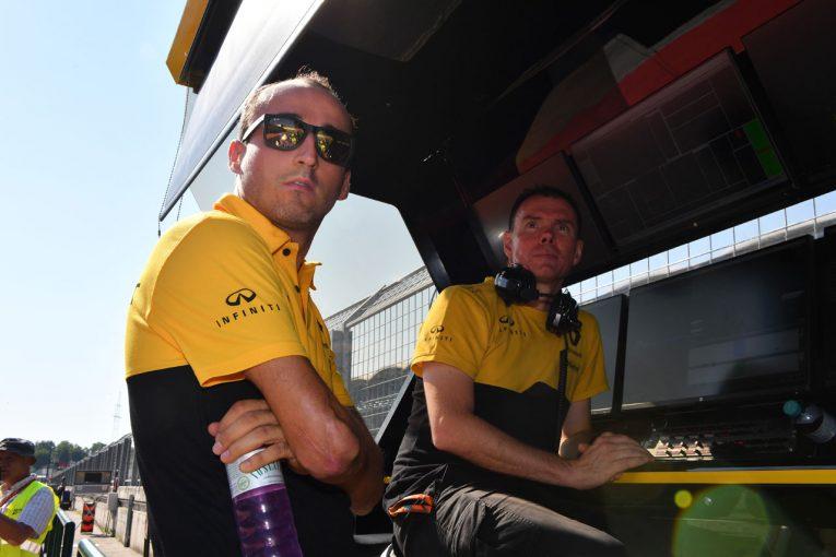 F1 | 毒舌パドック裏話 F1ベルギー&イタリア編:クビカ、ルノーF1復帰の可能性が潰える