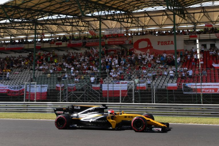 F1 | クビカの身体能力をフィジカルトレーナーが分析「F1で問題なく戦える」
