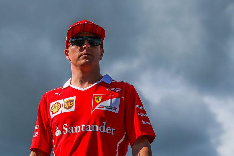F1 | フェラーリ、キミ・ライコネンとの契約を2018年まで延長。ベッテルとの契約にも影響か