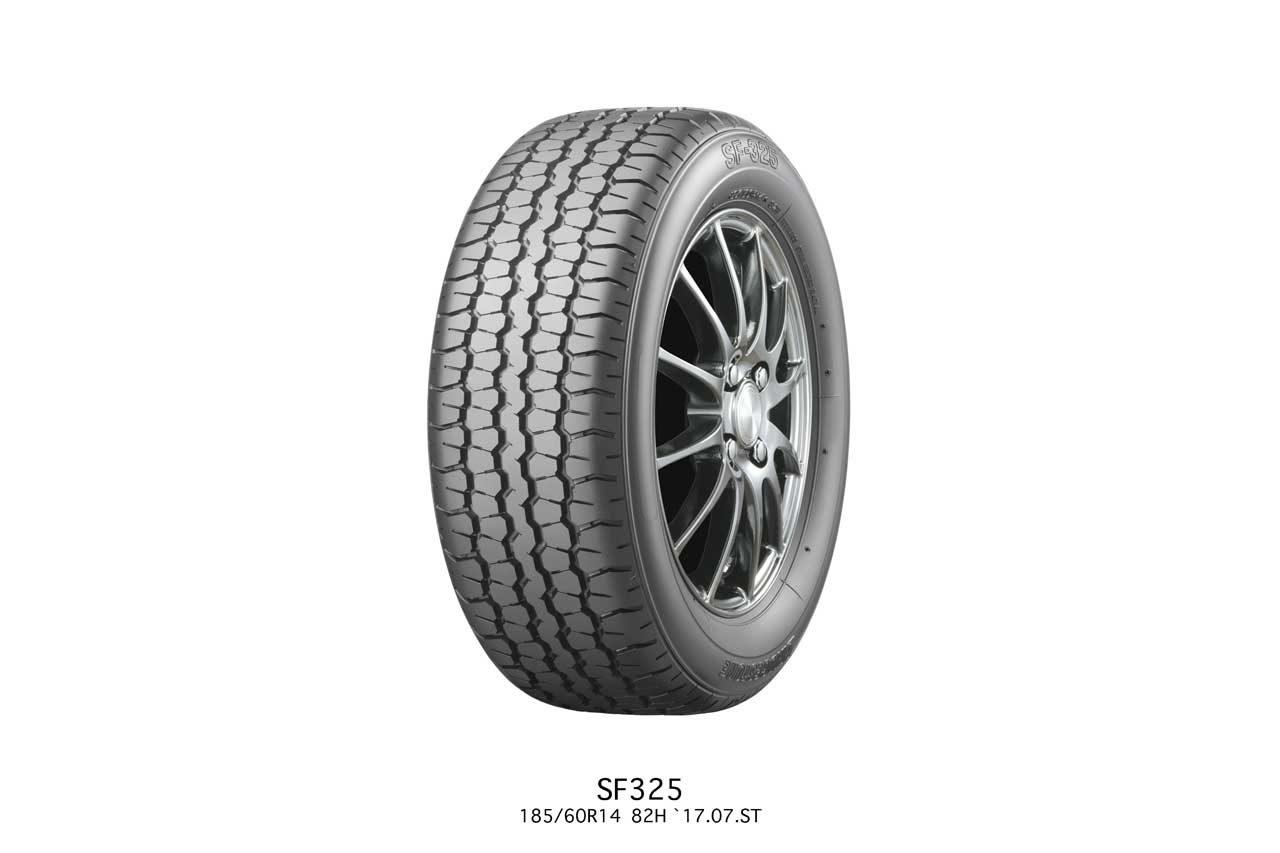 ブリヂストン、初代マツダ・ロードスター装着タイヤをレストア向けに復刻販売