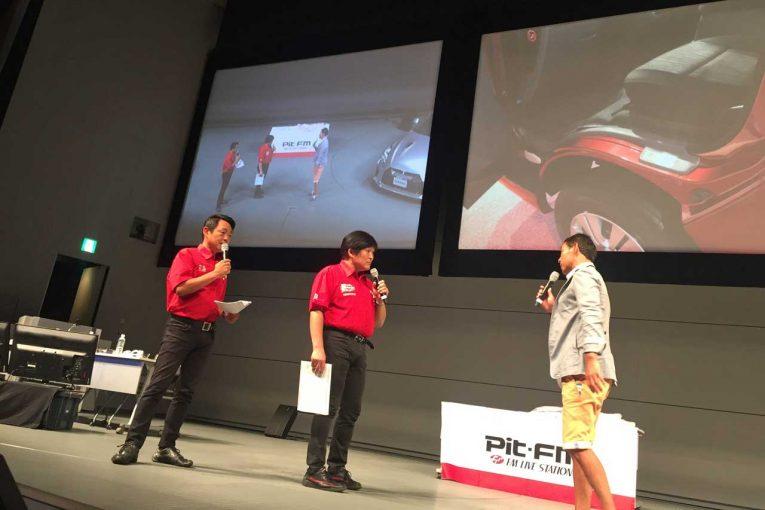 インフォメーション | 日産ホールでスーパーGT第5戦富士のPVイベント開催。2007年GT500参戦車との記念撮影も