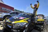 海外レース他 | スーパーTC2000:第7戦オベラ。ルノー・スポールのペーニャがポール・トゥ・ウイン