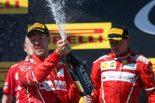 F1 | F1表彰式にシャンパンが復活。カーボンファイバー使用のマグナムボトルは1本30万円