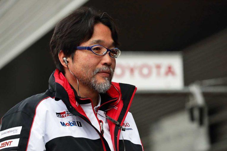TOYOTA GAZOO Racing代表、TMG新社長に就任した村田久武氏