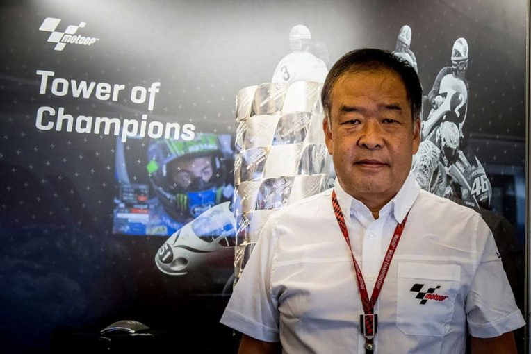 MotoGP   MotoGP:元HRC中本修平氏がドルナの特別アドバイザーに就任