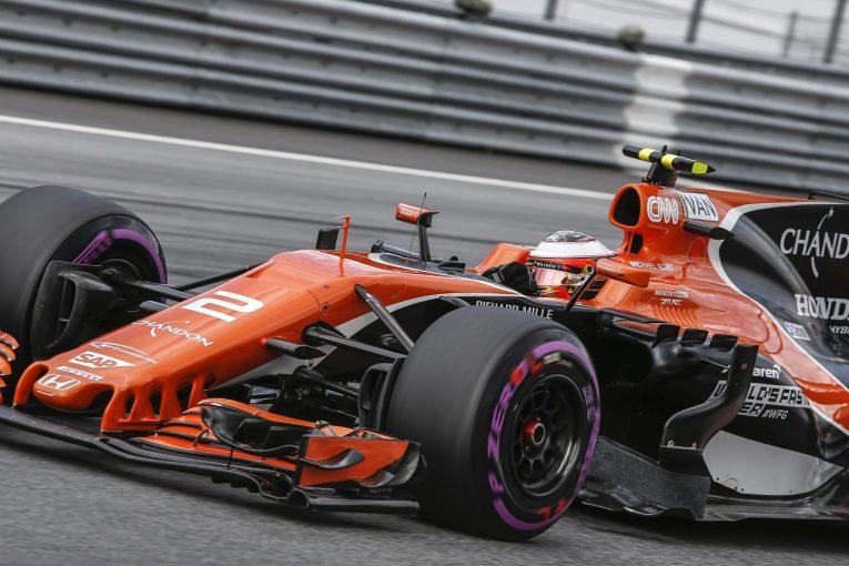 F1 | F1ベルギーGP全ドライバーのタイヤ選択が発表。マクラーレン・ホンダとレッドブルがアグレッシブな戦略
