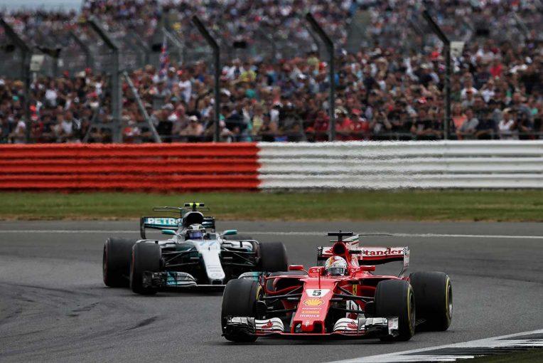 F1 | ベッテル「フェラーリF1をオールラウンドなマシンに仕上げてメルセデスを倒したい」