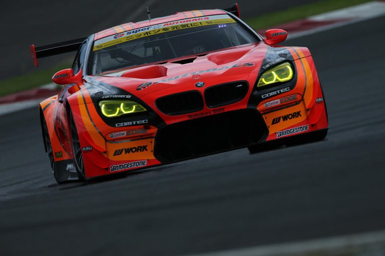 スーパーGT | ARTA BMW M6 GT3 スーパーGT第5戦富士 予選レポート