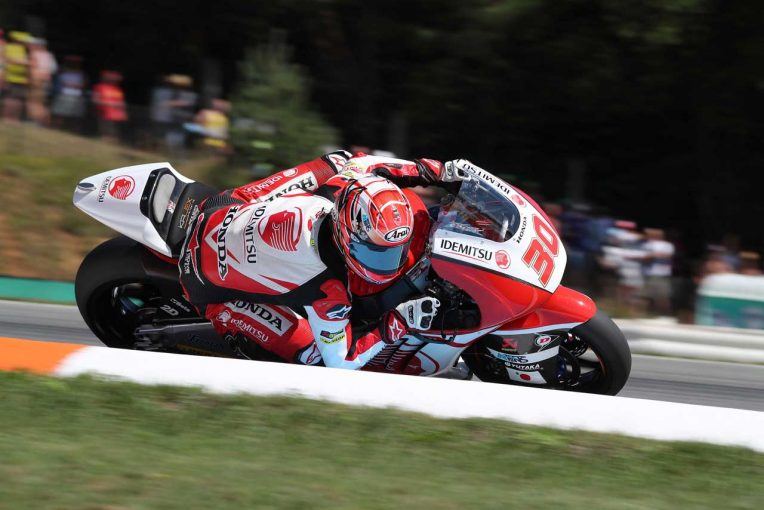 MotoGP | MotoGP昇格が決まった中上「世界の頂点で戦うことを目標にしてきた」