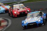 スーパーGT第5戦、GT500クラスではトップドライバーの妙技が光った