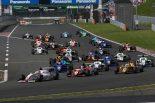 FIA-F4第10戦 決勝スタート