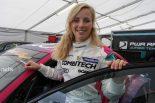 海外レース他 | STCC:ホームイベントに挑む24歳の女性ドライバー、ミカエラ。「最高の結果を夢見てる」
