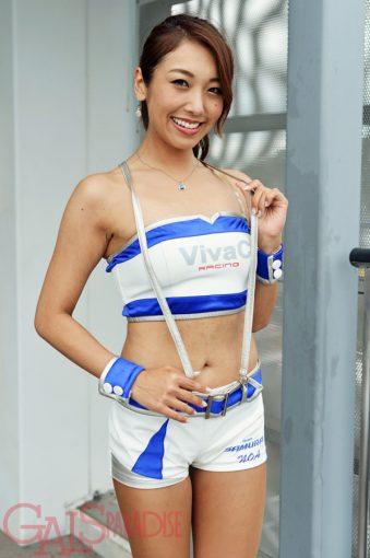 レースクイーン   高家望愛(Vivacious GIRLS/2017SGT)