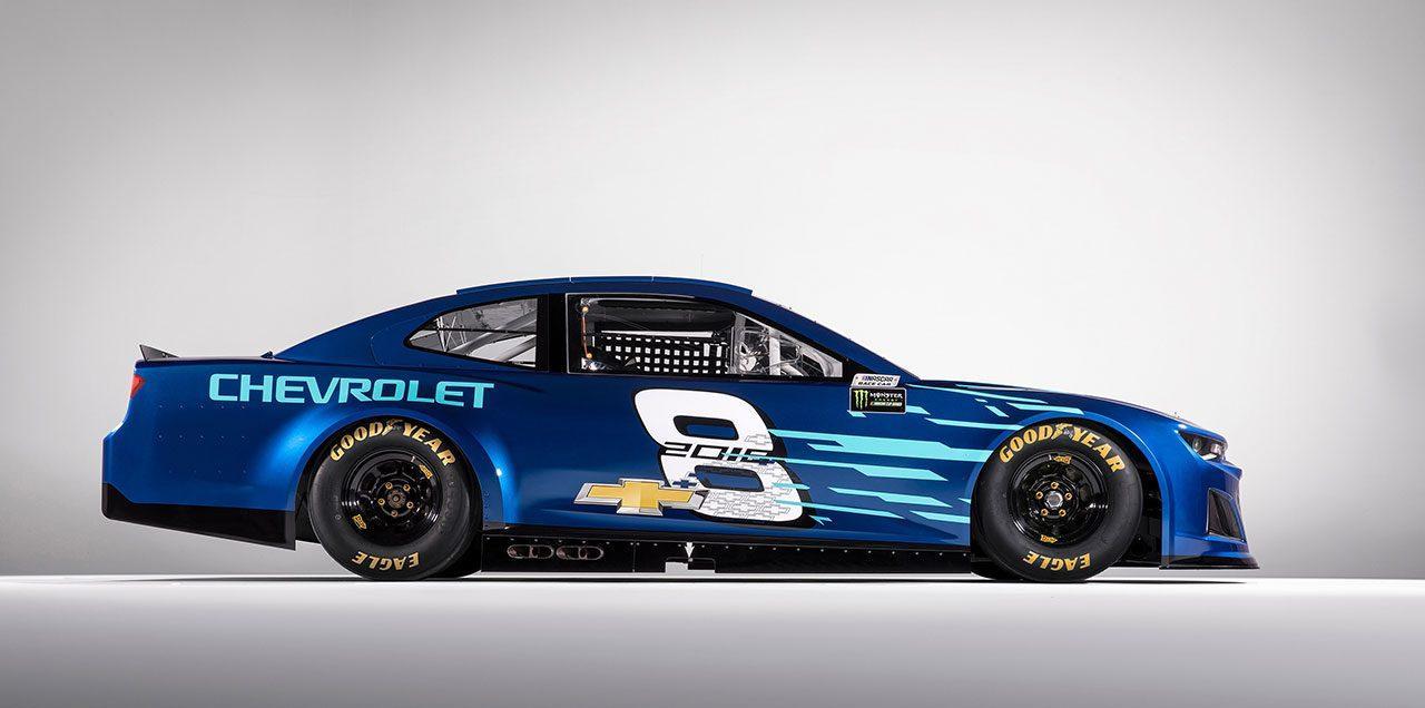 NASCAR:シボレー、2018年カップシリーズ投入のカマロZL1カップカーをお披露目