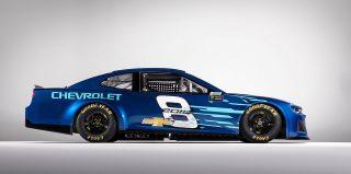 海外レース他 | NASCAR:シボレー、2018年カップシリーズ投入のカマロZL1カップカーをお披露目