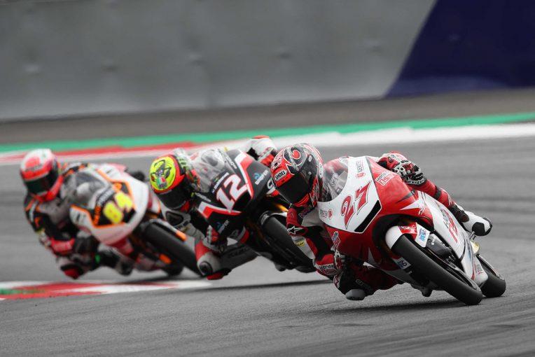 MotoGP | ホンダ・チーム・アジア 2017MotoGP第11戦オーストリアGP 決勝レポート