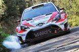 ラリー/WRC | WRC:トヨタ、ドイツで第4戦以来のターマック戦へ。マキネン「選手はクルマにポジティブ」
