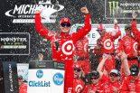 海外レース他 | NASCAR:トヨタ、勝利に一歩及ばず。シボレーのラーソンが2017年シーズン3勝目