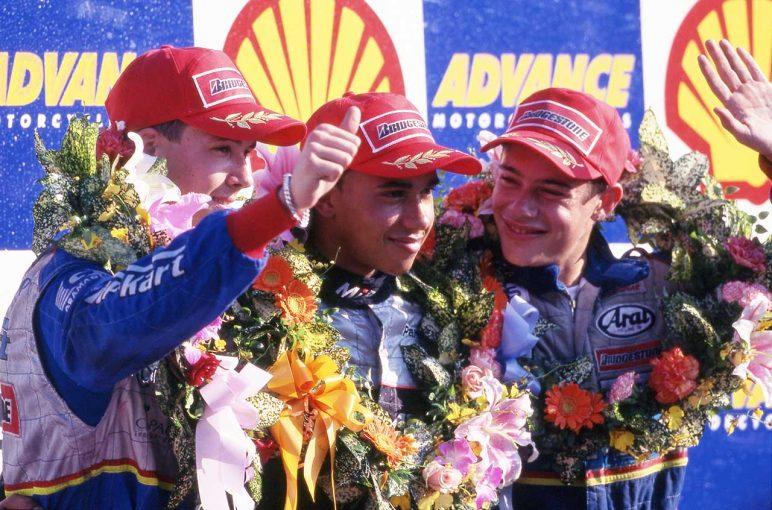 F1   「忘れられない、あの瞬間」ツインリンクもてぎ20周年企画第15回:ルイス・ハミルトン