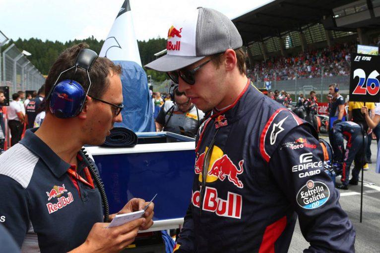 F1 | F1前半戦で低調な結果が続いたクビアト、スパからのパフォーマンス向上に注力