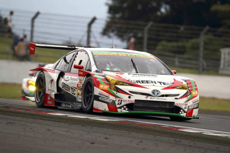 スーパーGT | 31号車TOYOTA PRIUS apr GT 2017スーパーGT第5戦富士 レースレポート