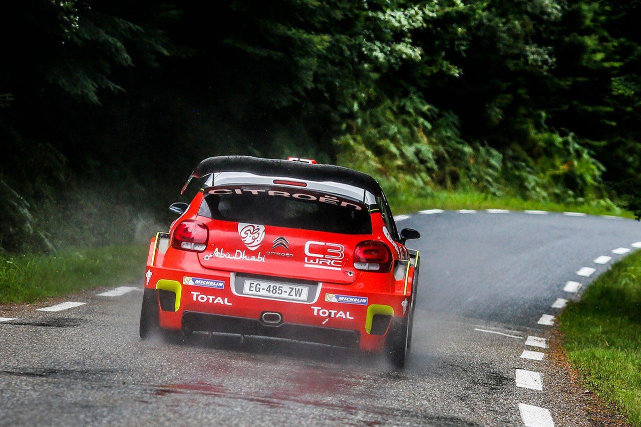 オジエ「僕の目標はタイトル防衛を軌道に戻すこと/WRC第10戦ドイチェランド事前コメント
